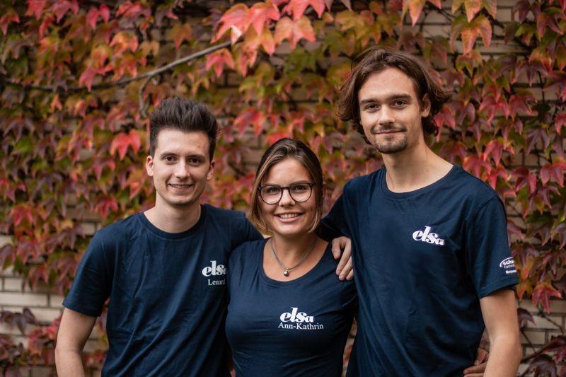 S&C-Team ELSA Hamburg 2018/2019